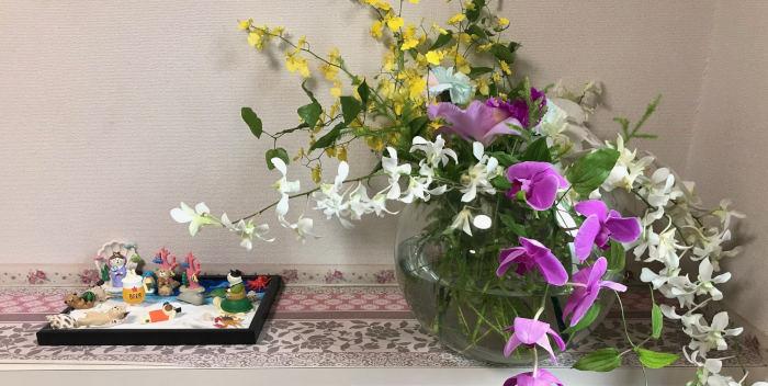 令和元年7月中島医院の玄関2
